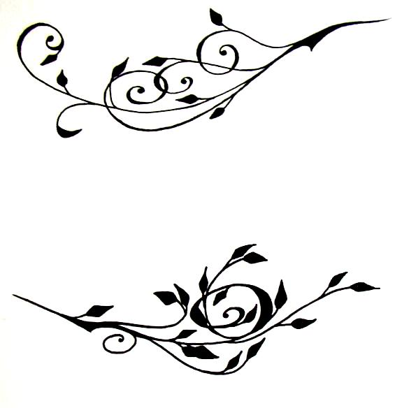 24+ awesome vine tattoo designs