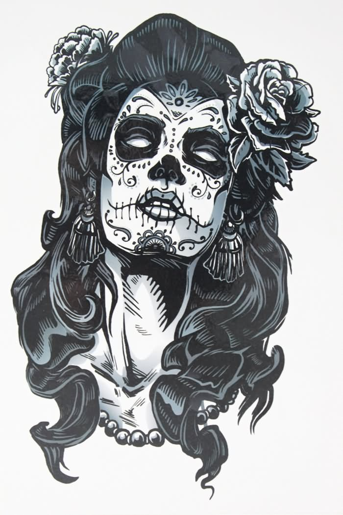 Wonderful Gangster Tattoo Designs
