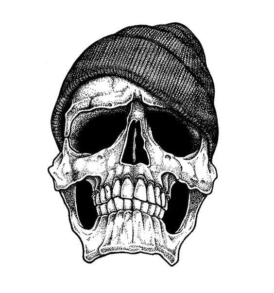 43+ Mexican Gangster Skull Tattoos