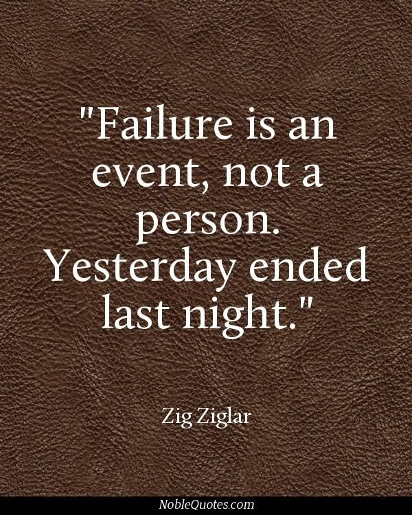 Inspirational Quotes About Failure: 87 Most Famous Failure Quotes & Sayings