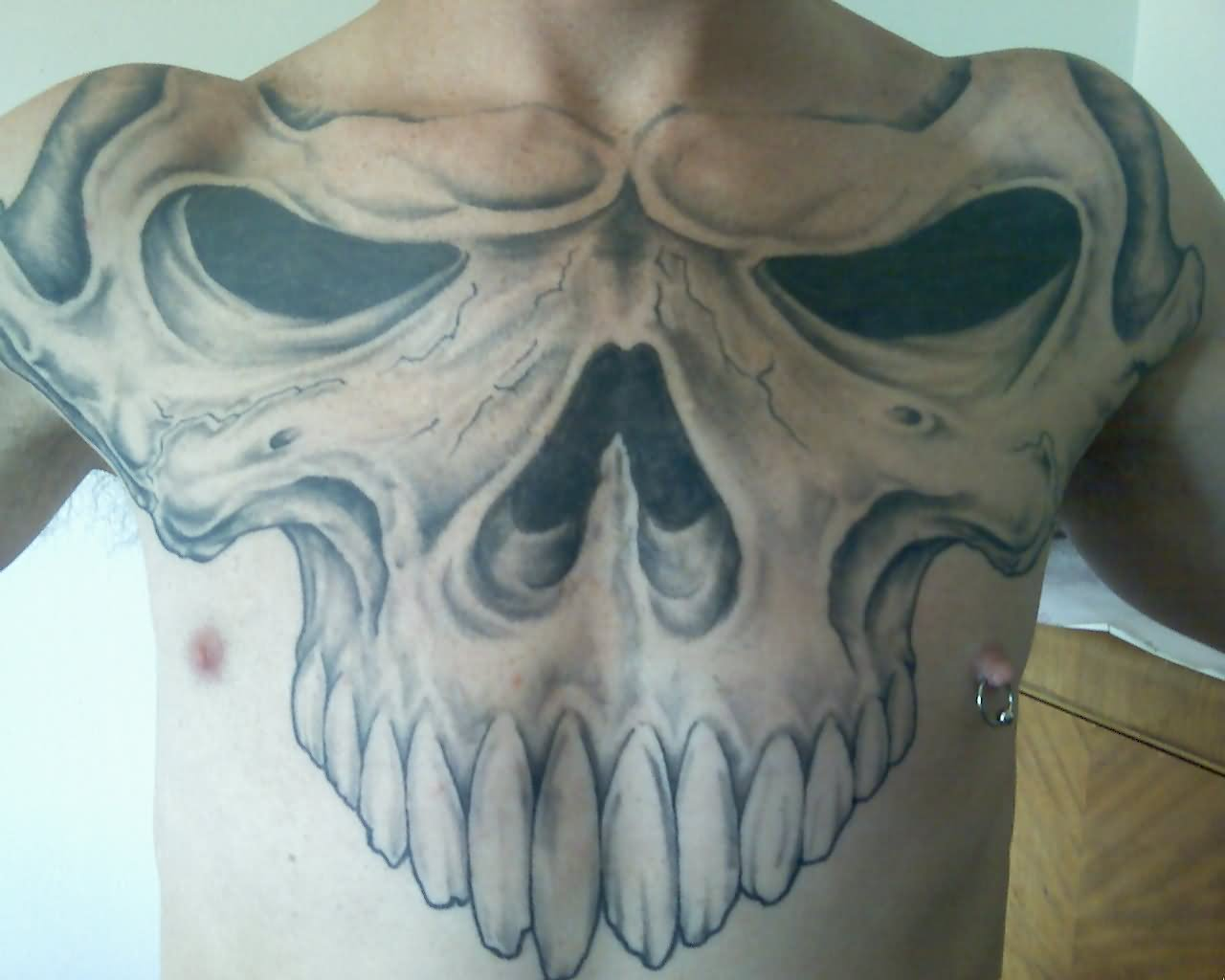 43 mexican gangster skull tattoos. Black Bedroom Furniture Sets. Home Design Ideas
