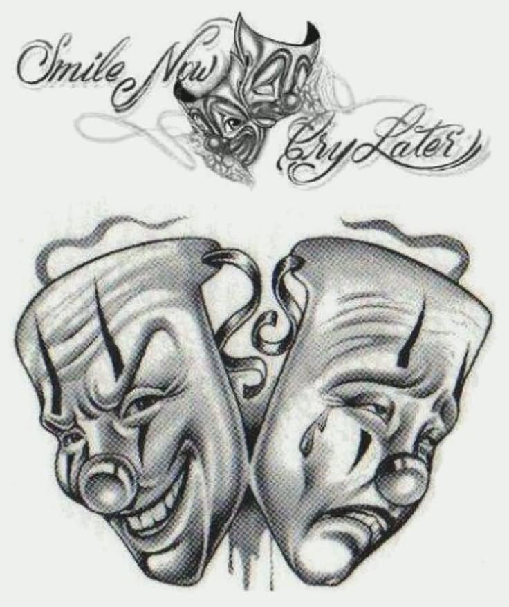 23+ Wonderful Gangster Tattoo Designs
