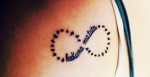 15+ Infinity Friendship Tattoo Designs And Ideas