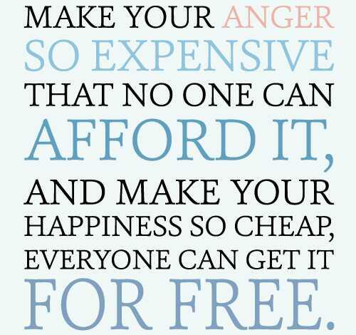 Angry Quotes About Girls: Make Your Anger So Expensive, No One Can Afford It. And