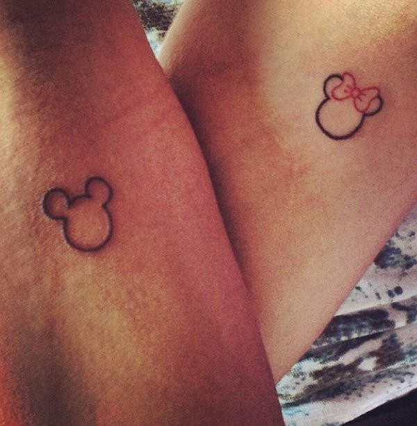 Friendship Tattoos Designs Ideas And Meaning: 35+ Cool Friendship Tattoos