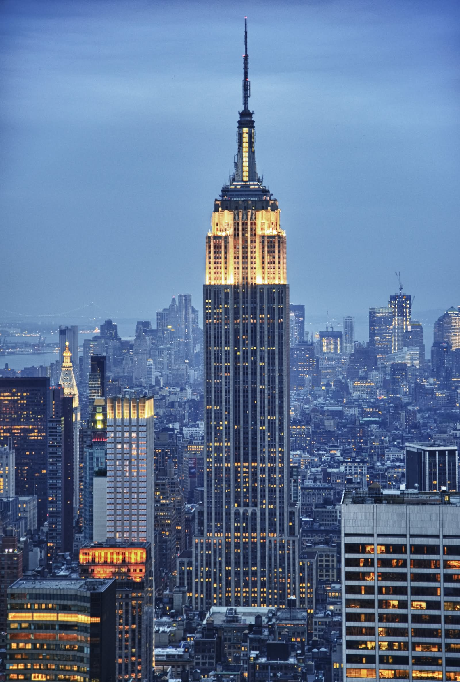 New York Empire State Building 42 Very Beautiful Empi...