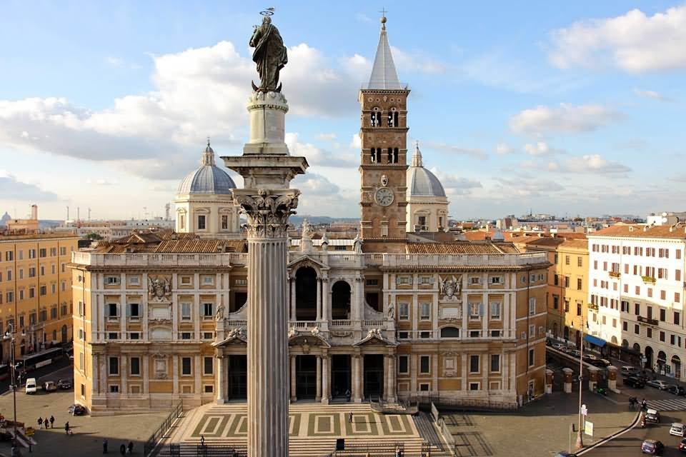 30 Beautiful Basilica Di Santa Maria Maggiore Rome