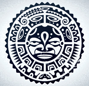 26 nice ancient hawaiian tattoos. Black Bedroom Furniture Sets. Home Design Ideas
