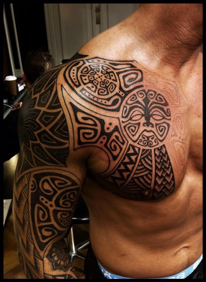 25 Incredible Hawaiian Tattoos