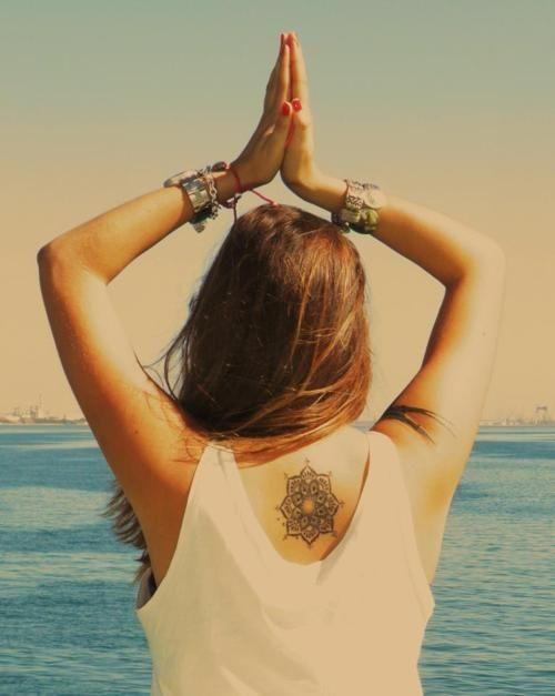 20+ Hippie Tattoos On Back