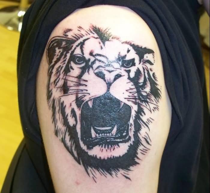 18+ Amazing Leo Sleeve Tattoos