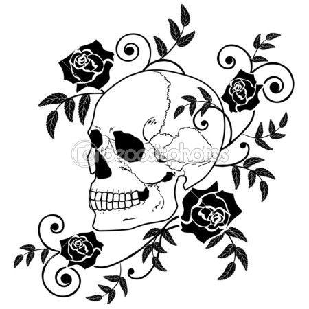 Tree Silhouette likewise 28 Vine Tattoos For Men besides Latest Gas Mask Skull Tattoo Stencil additionally Halloween images as well . on scary black bird silhouette