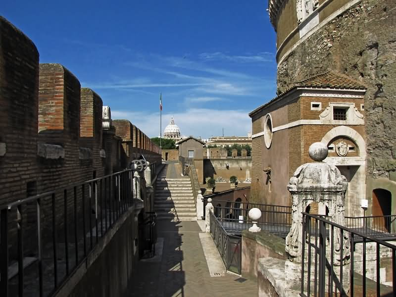 30 Castel Sant Angelo Inside Pictures And Photos