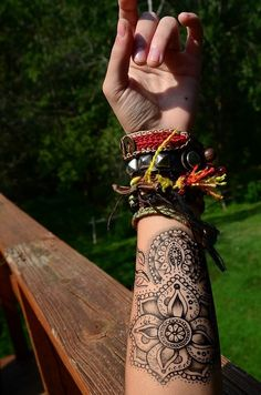 17+ Hippie Tattoos On Sleeve