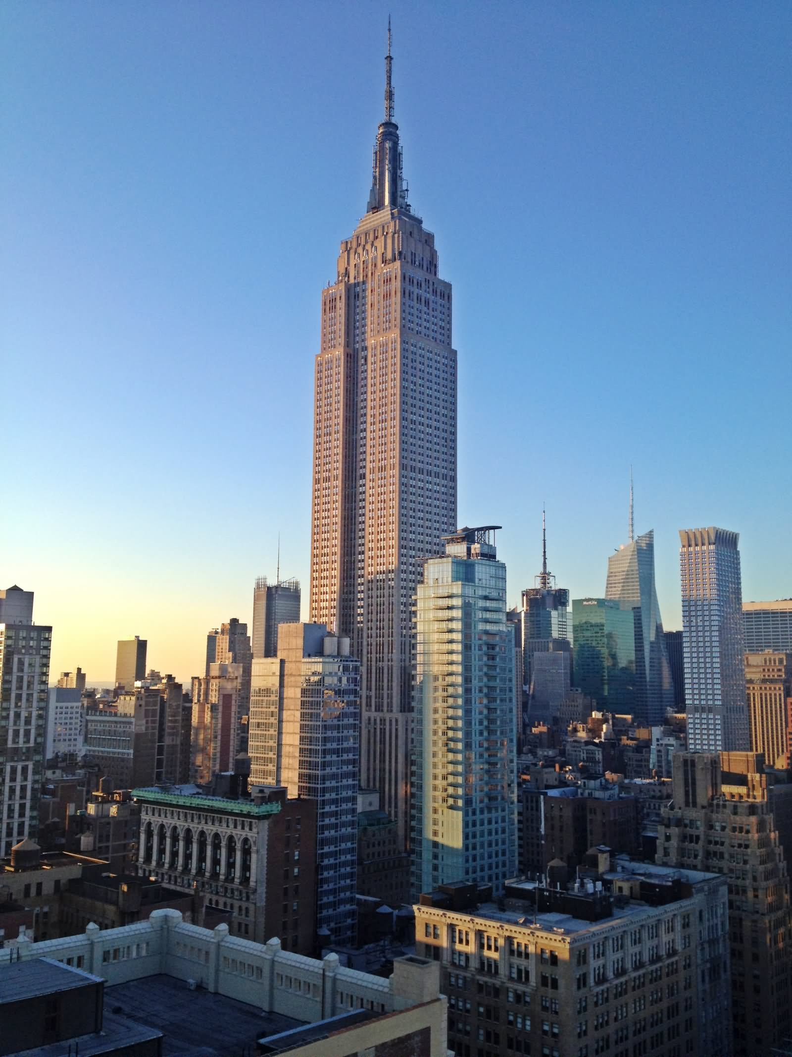 The Empire State Building Stats