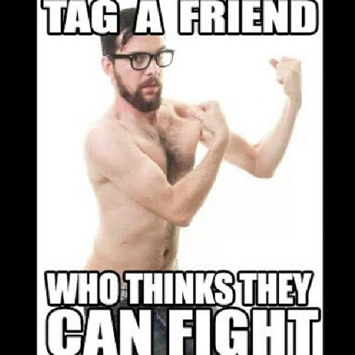Funny Boxing Meme Who Thinks They Can Fight Image 40 very funny boxing meme pictures and photos
