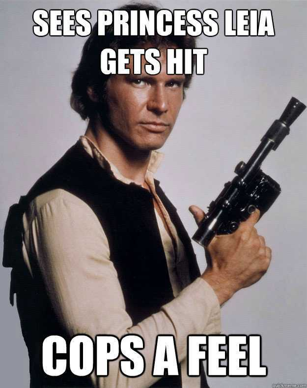 Funny War Meme Sees Princes Leia Gets Hit Image 30 most funny war meme pictures and images
