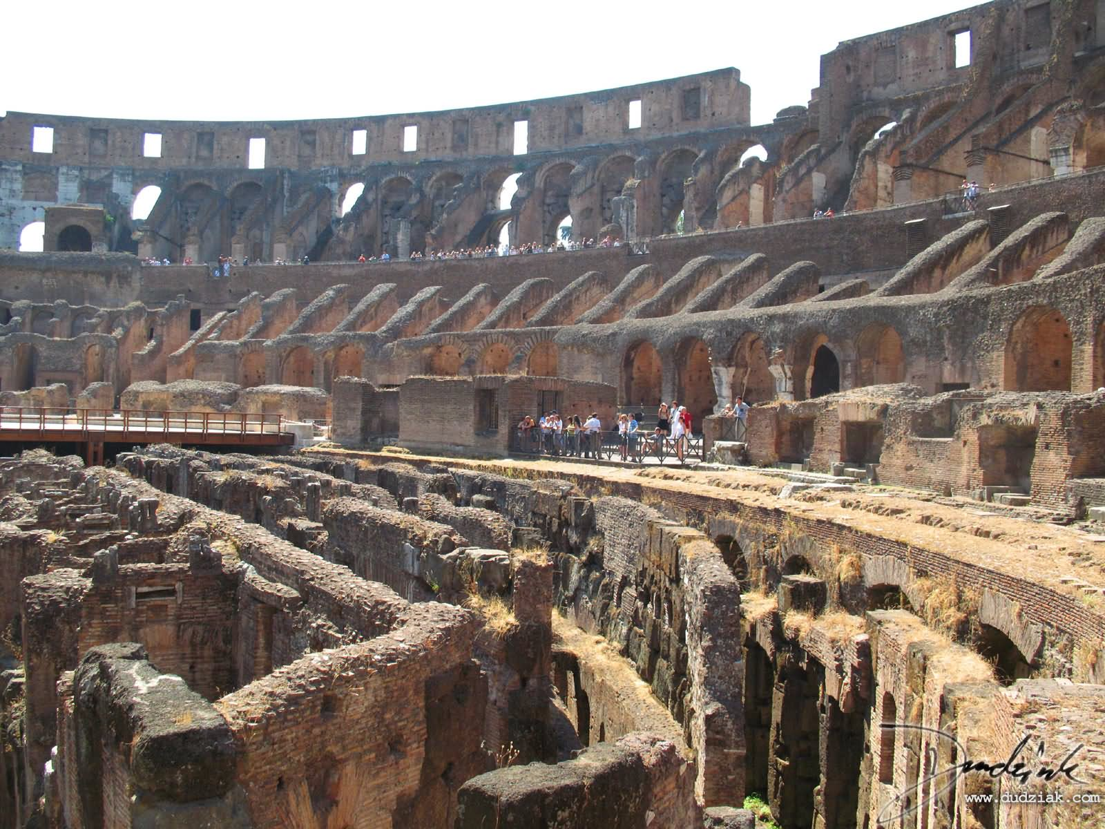 35 incredible inside view of the colosseum rome pictures
