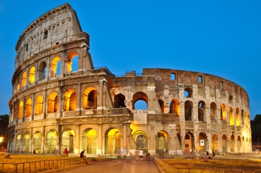 30 Very Beautiful Colosseum, Rome Pictures And Photos