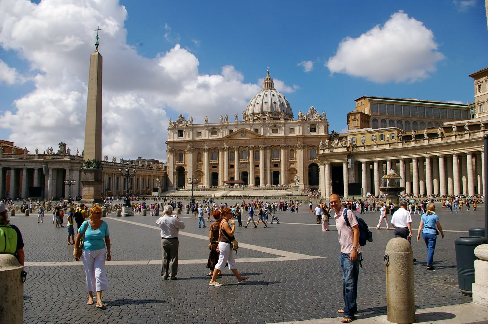 30 Very Beautiful Piazza San Pietro  Vatican City Pictures