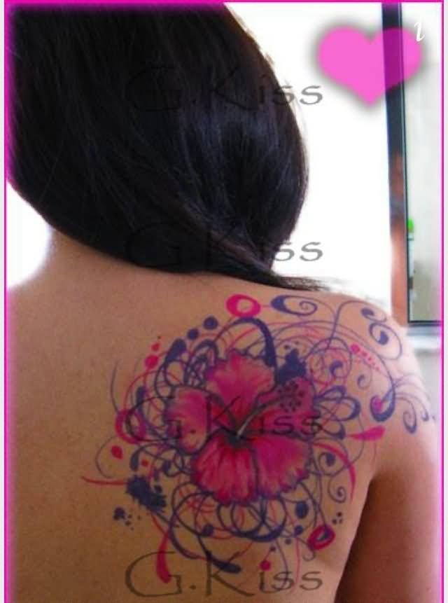 36 Beautiful Hawaiian Flower Tattoos