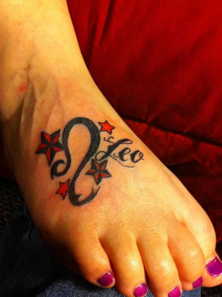 37+ Awesome Leo Tattoos For Girls