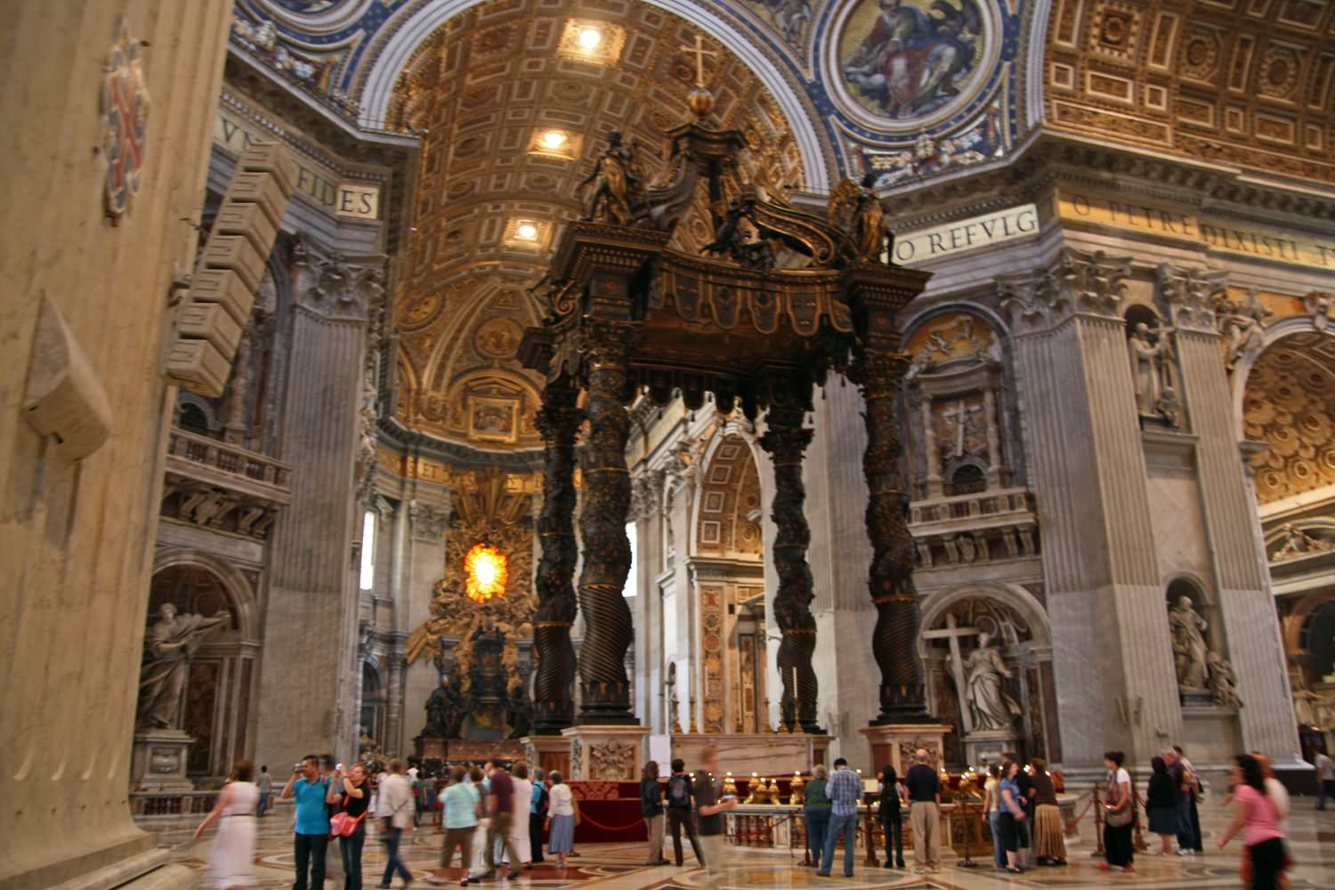 40 St. Peter's Basilica, Vatican City Pictures And Images