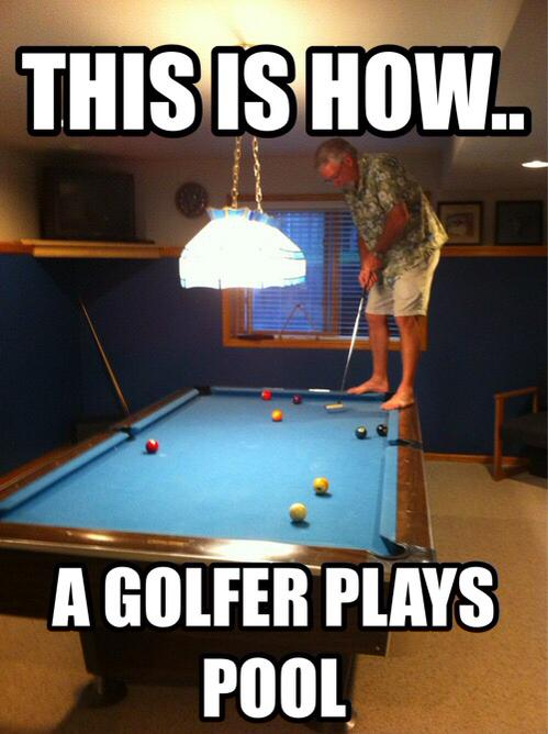 45 Very Funny Golf Meme Pictures And Images