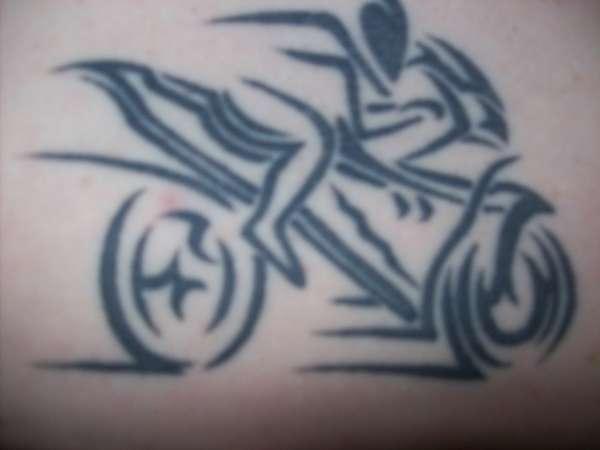 33 Latest Motorbike Tattoos