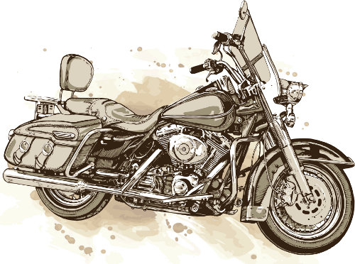 15 motorcycle chain tattoos for Tattoo designs motorcycle