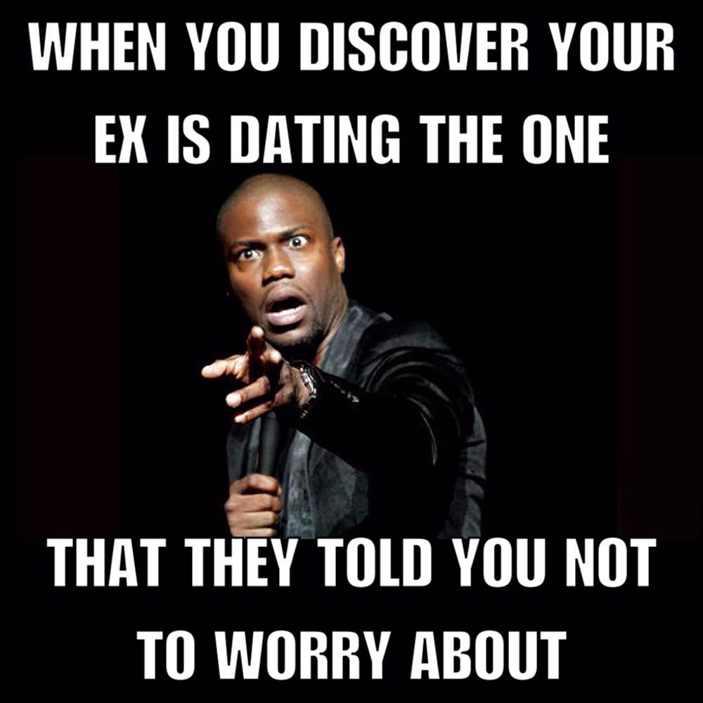 Dating a girl who looks like your ex
