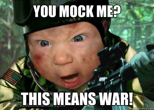 Funny Meme Mean : Most funniest war meme photos and images