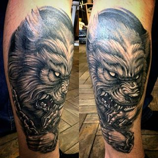 20 Fenrir Tattoos Pictures And Images
