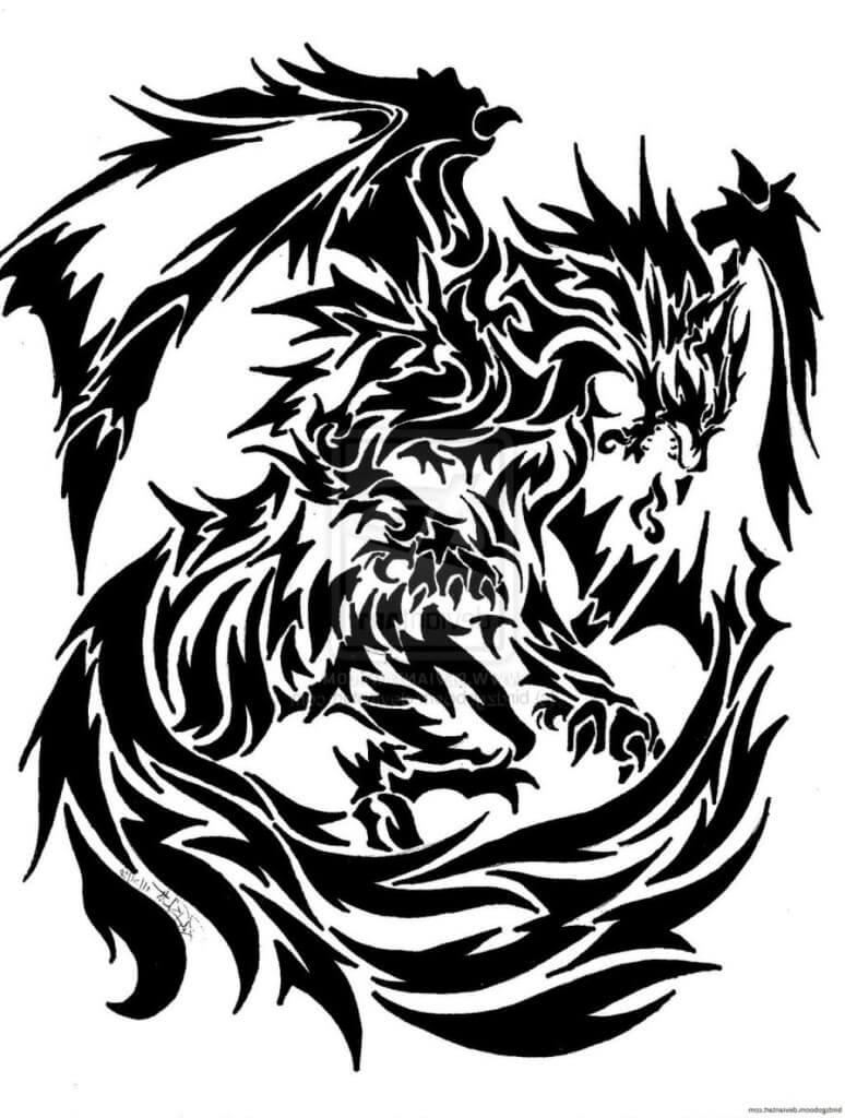 Fenrir wolf symbol - photo#15