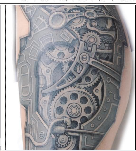 27+ Car Parts Tattoos