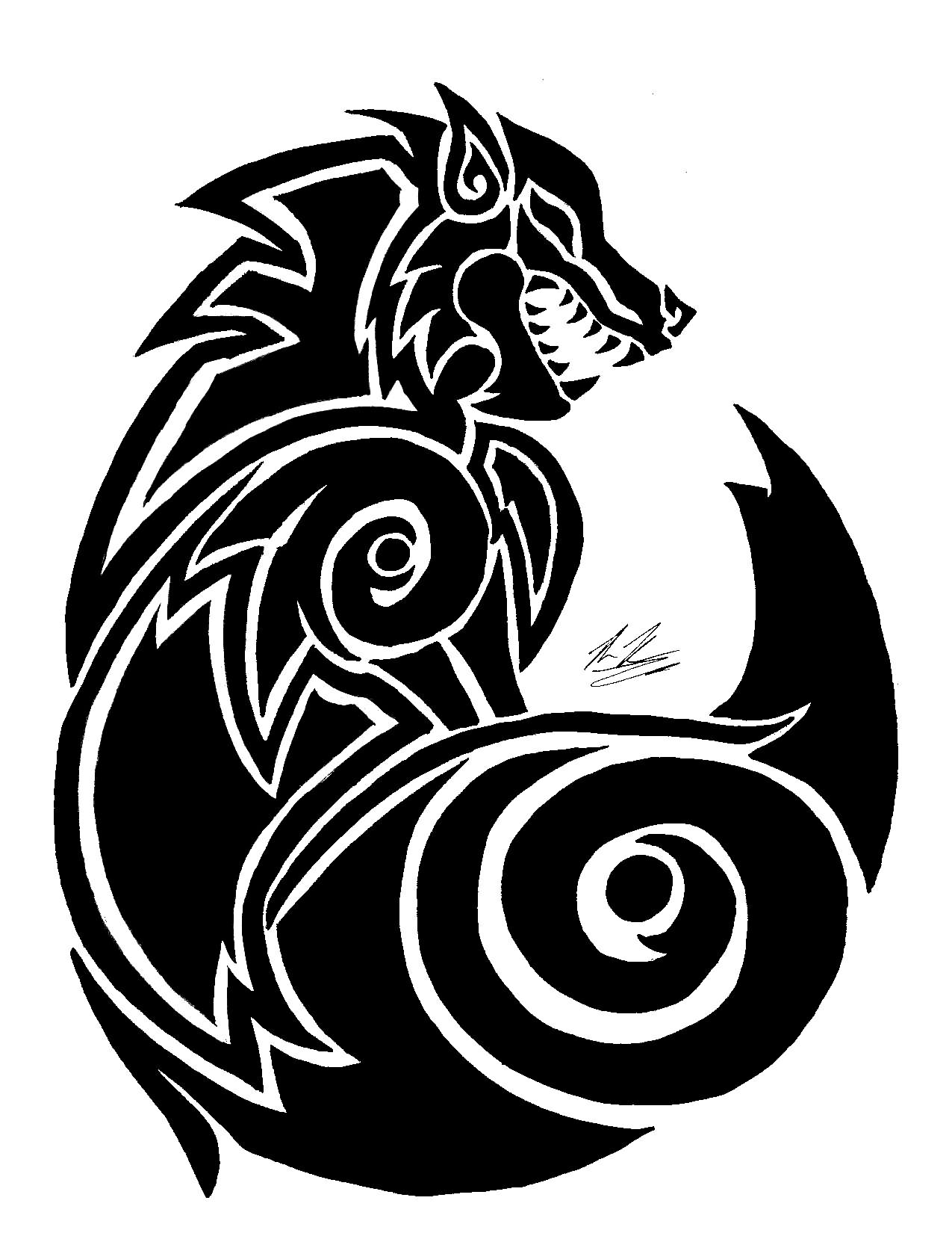 Fenriswolf Symbol