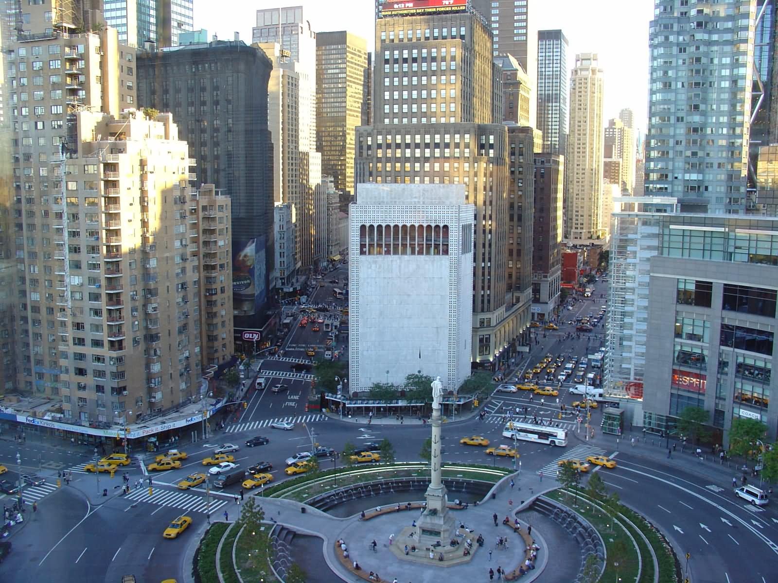 35 Incredible Columbus Circle Manhattan Pictures And Photos
