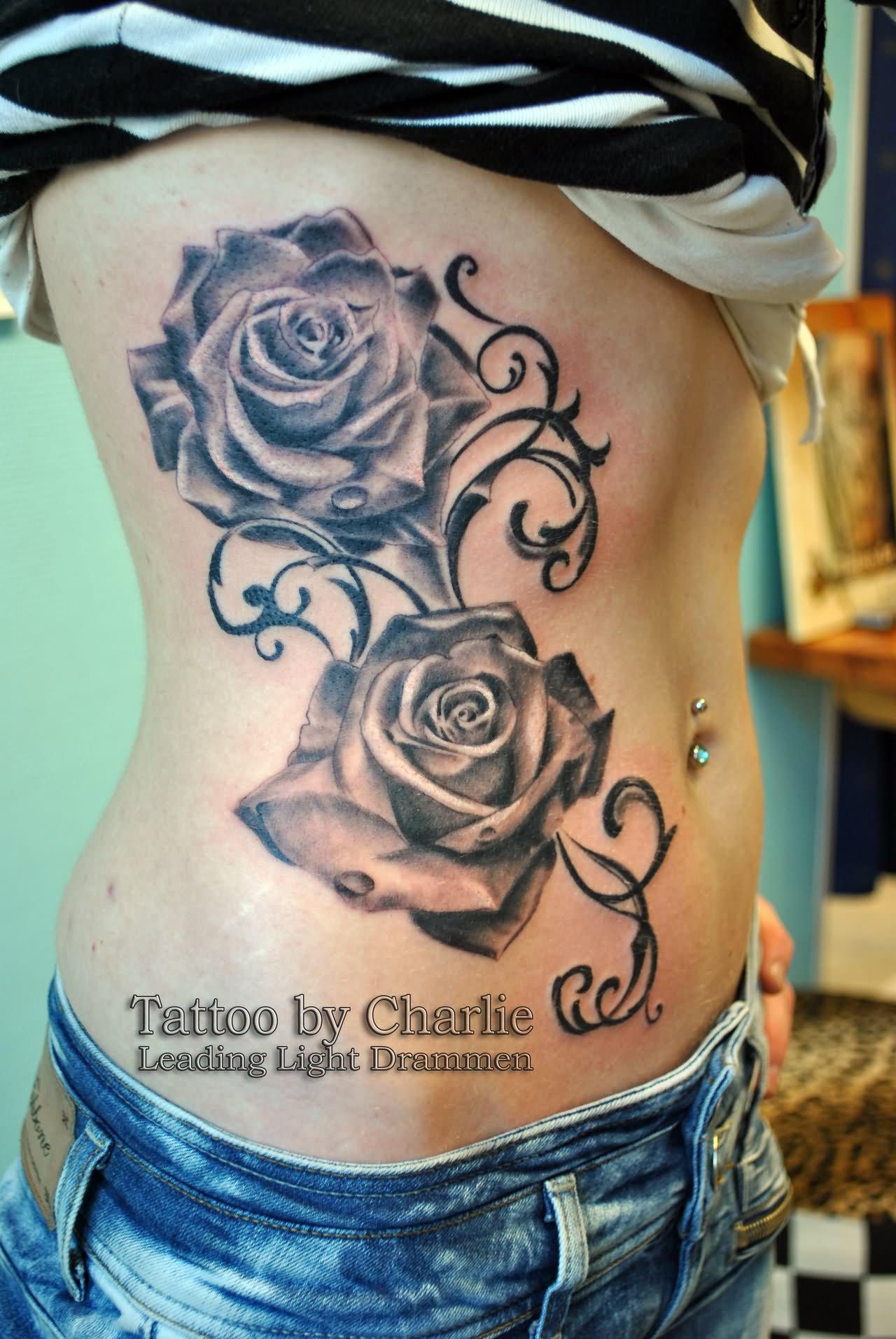 22 feminine design tattoos. Black Bedroom Furniture Sets. Home Design Ideas