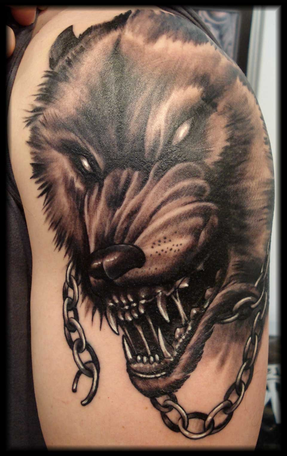 20+ Fenrir Tattoos Pictures And Images