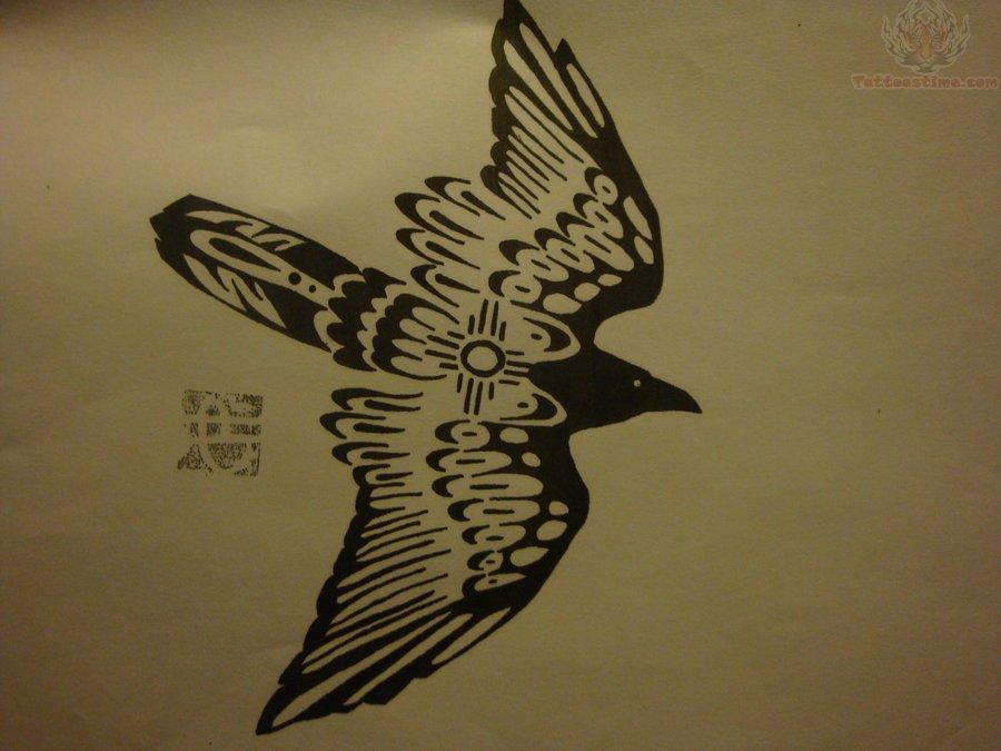 Norse Raven Design 12+ Amazing Norse Rave...
