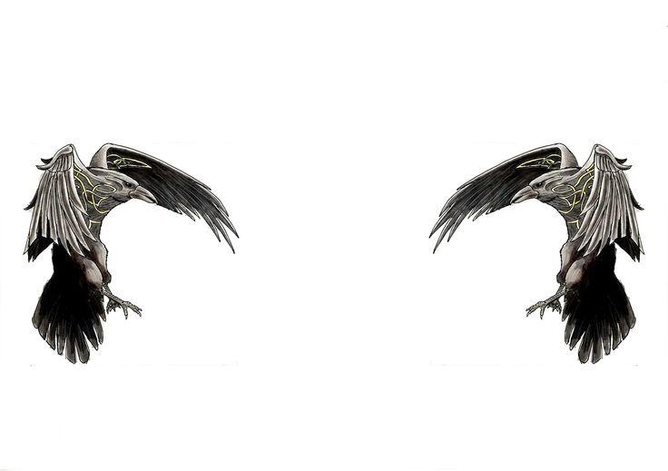Odin S Ravens Pintex8 Adtddns Asia