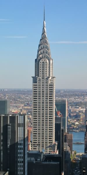 Image Result For View Of Empire State Building From Chrysler Building