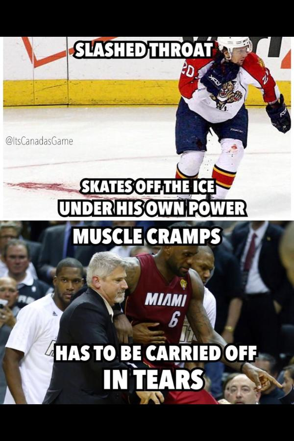 45 very funny hockey meme pictures and images