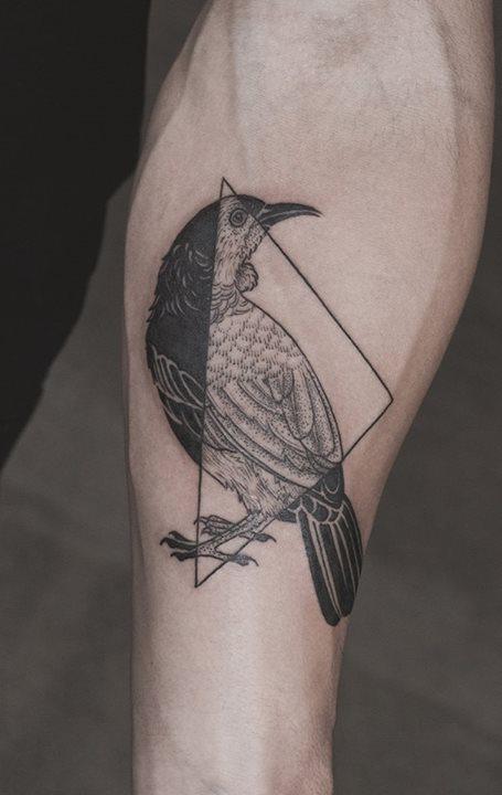 22+ Best Norse Raven Tattoos