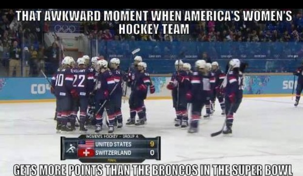 Gets More Points Than The Broncos In The Super Bowl Funny Hockey Meme Picture 45 very funny hockey meme pictures and images