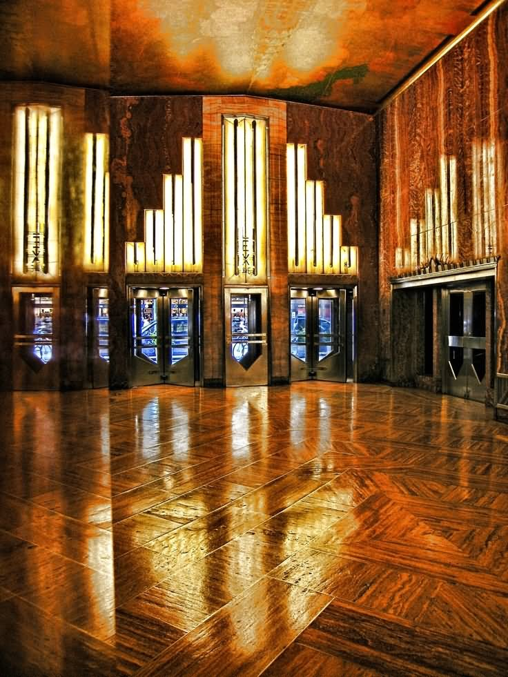 15 Adorable Inside Pictures Of Chrysler Building Picture