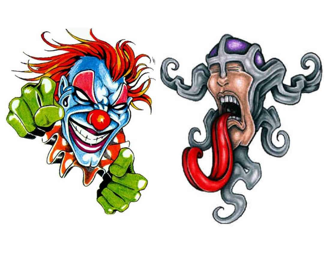 20 awesome joker tattoo designs for Home by johker design
