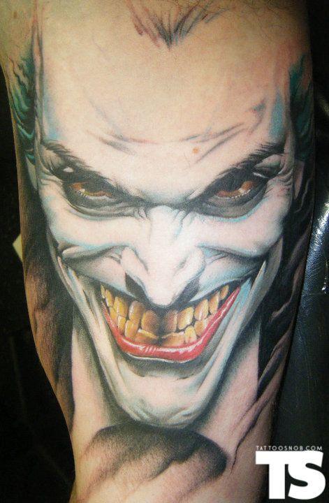 laughing man tattoo - photo #47