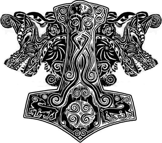 landtaking ritual norse neo paganism