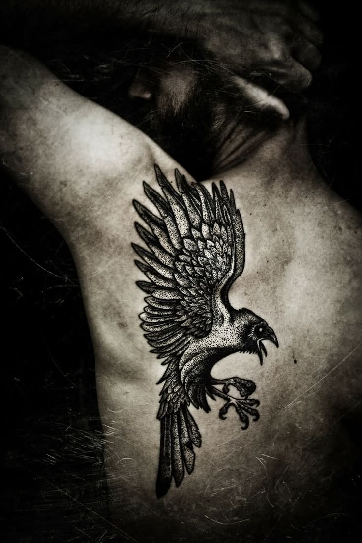 22 best norse raven tattoos. Black Bedroom Furniture Sets. Home Design Ideas